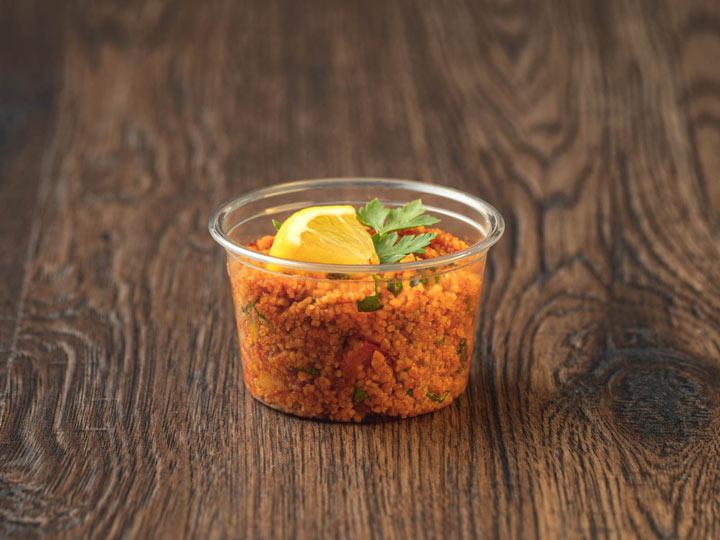 Kisir Salat Cup