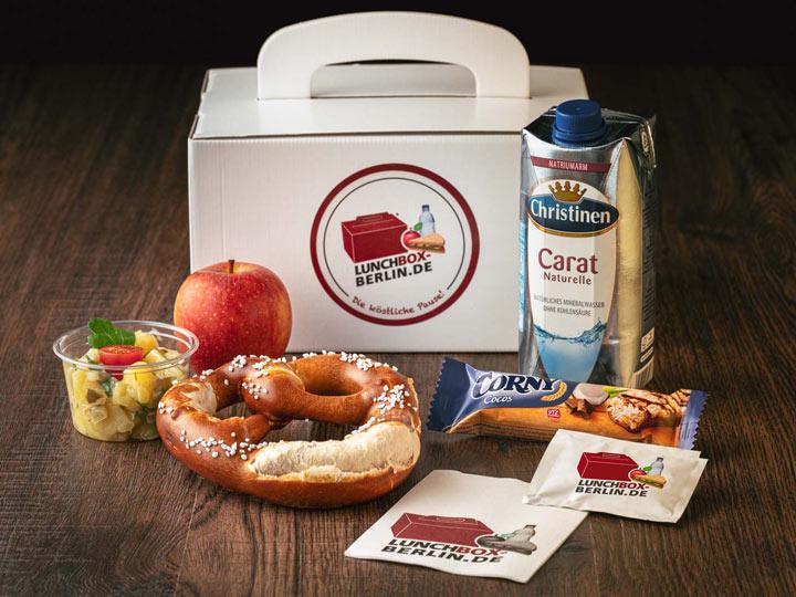 Lunchbox Bayerisch