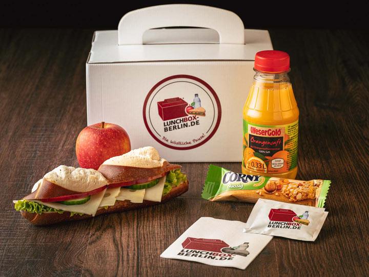 Lunchbox Laugotino