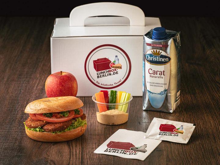 Lunchbox Orient vegan