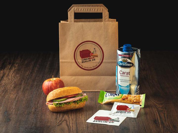 Lunchpaket Easy