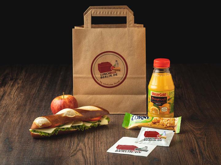 Lunchpaket Laugotino