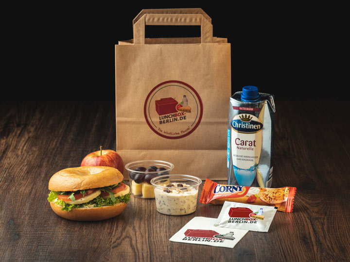 Lunchpaket Longway