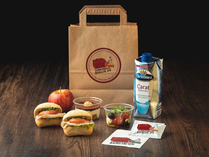 Lunchpaket Mediterran