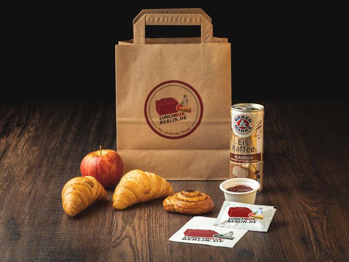 Lunchpaket Paris